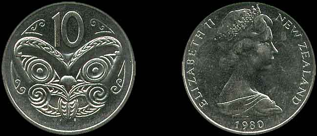 2006 new zealand 50 cent coin endeavour value